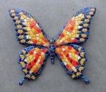 magneet vlinder