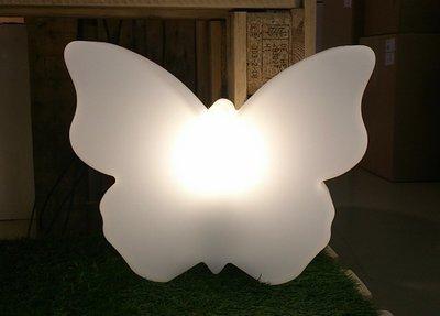 kunststof vloerlamp (voor binnen én buiten)