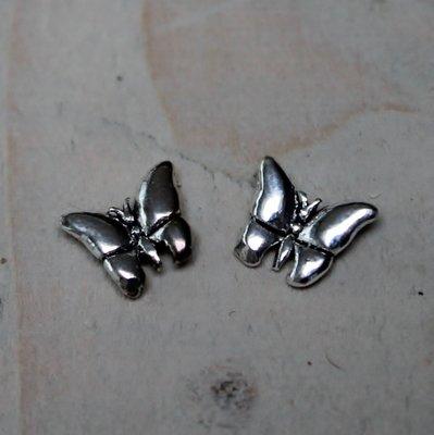 oorstekers vlinder zilver