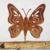 vlinder roest