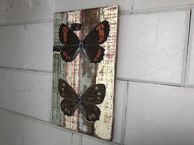 vlinderschilderij