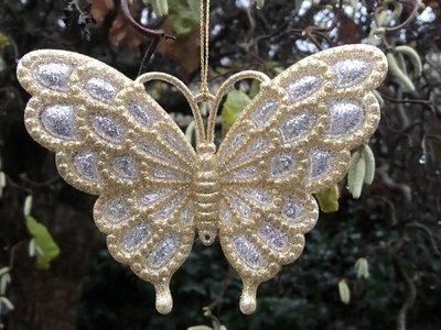 kersthanger vlinder