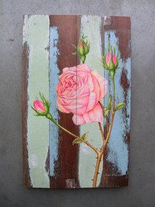 roos schilderij