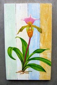schilderij bloem
