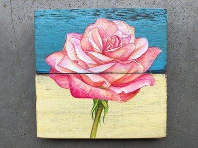 roos oud hout