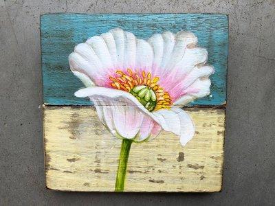 bloemenschilderijtje