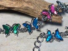 vlinder armband