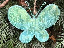vlinder om op te hangen