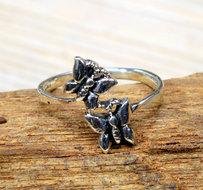 vlindertjes ring