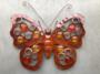 vintage vlinder